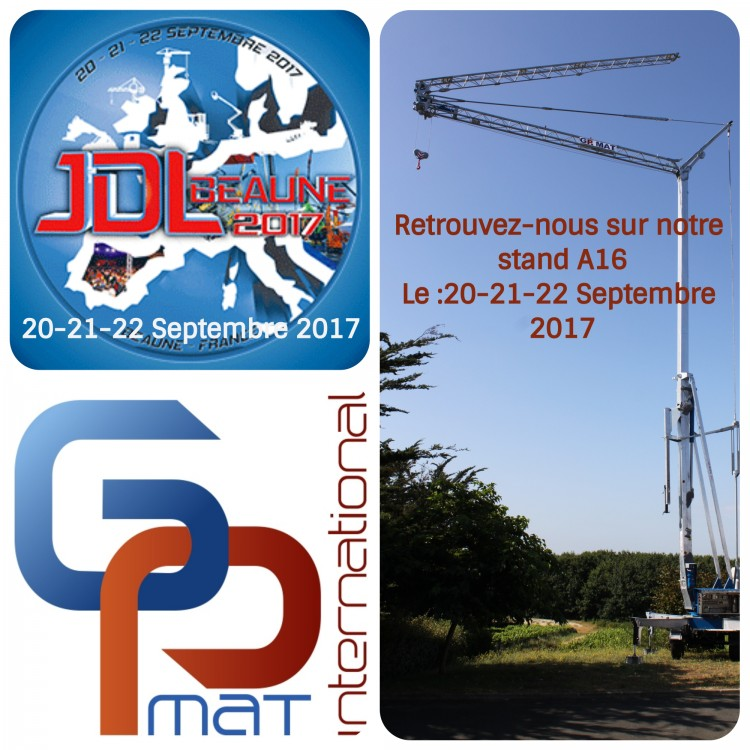 Salon JDL Beaune 2017