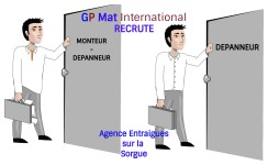 GP MAT International RECRUTE